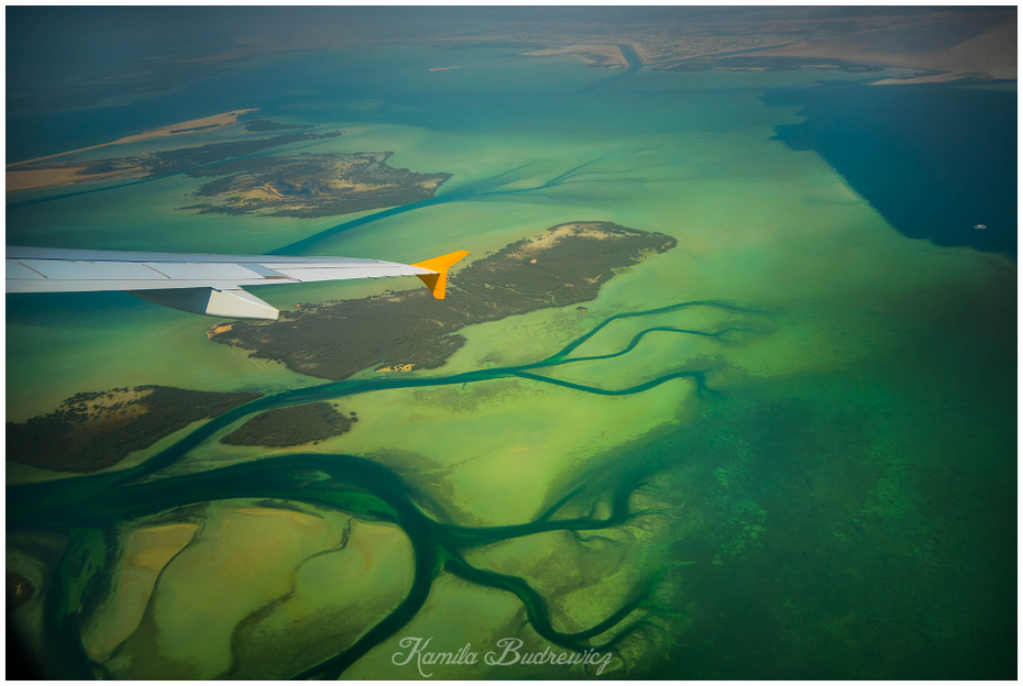 Abu Dhabi lotu ptaka 0 nikon d750 Sigma 15-30mm f/3.5-4.5 Aspherical woda zasoby wodne Fotografia lotnicza atmosfera delta rzeki niebo Ziemia ecoregion krajobraz zbiornik