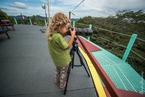 Mały fotograf przyrodniczy