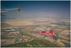 Abu Dhabi z lotu ptaka