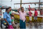 port rybacki w Beruwali