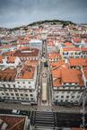 Lizbona z góry