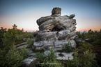formacje skalne na Szczelińcu Wielkim|escape